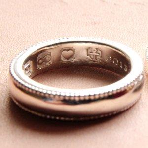 画像3: 結婚指輪に  WAXSEAL JEWELRY ~MarryMe~ ペアリング