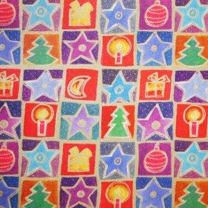 画像1: ドイツのシルキーペーパー クリスマスディスプレー クリスマスラッピングに